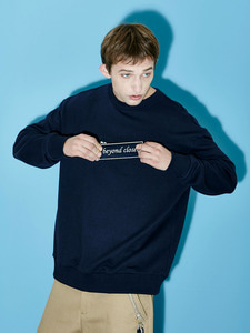 [B.F 80% 세일] B.C.D Velcro Sweat Shirts (BEYOND)