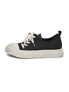 [Season Off 30% 세일]Twist Lace-Up Slip On