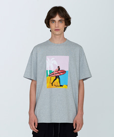 [발매기념 5% 세일]Surffing Boy T-Shirts(GE)