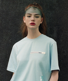 PVC Length T-Shirts(BL)