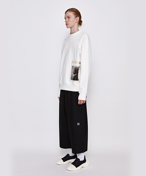 [19FW][40% 세일] illi Crop Baggy Pants