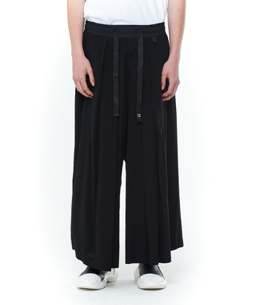 [20SS][15% SALE] Wide Pleats Pants_ PA1PA2727