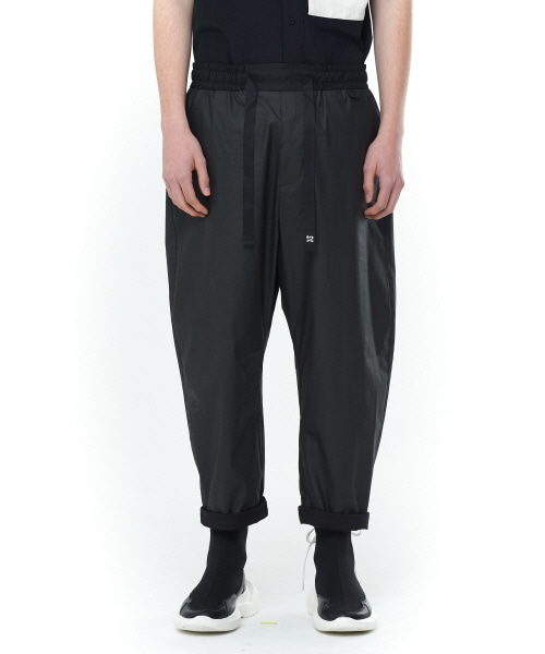 [20SS][15% SALE] Coating Baggy Pants_ PA1PA3737